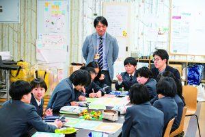 【2020】オープンスクールの見どころをお聞きしました⑤新渡戸文化中学校